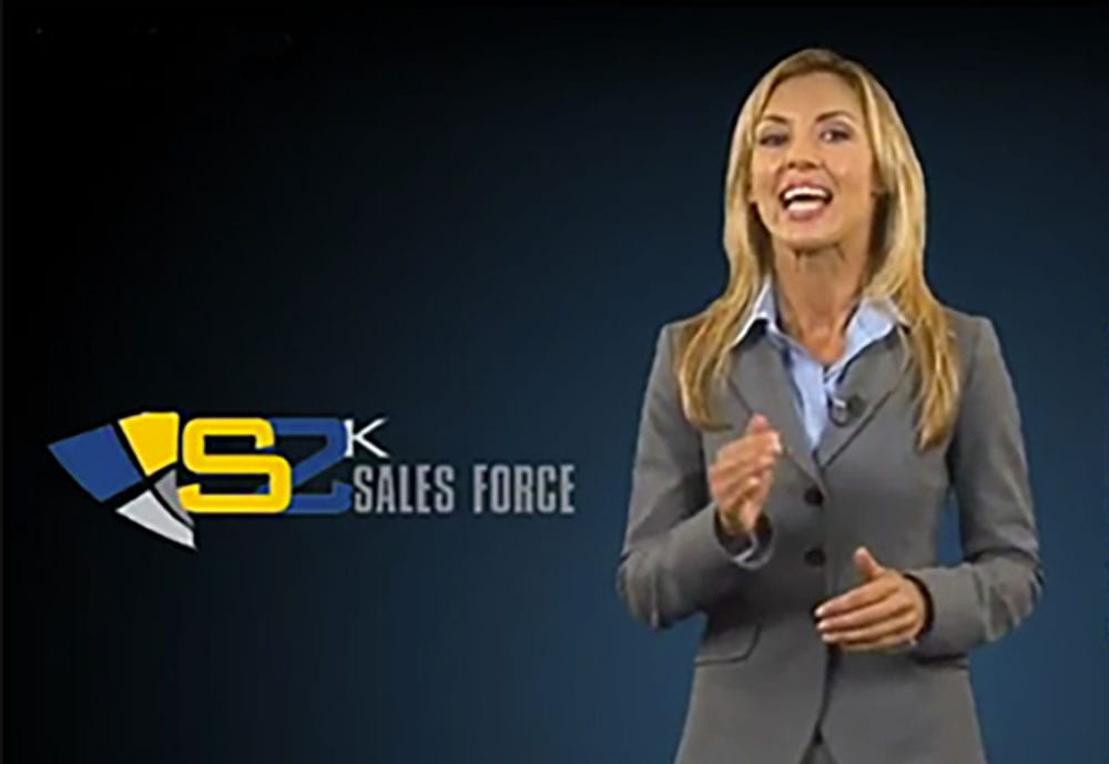 S2K Sales Force Product Video Mobile Picking Demo