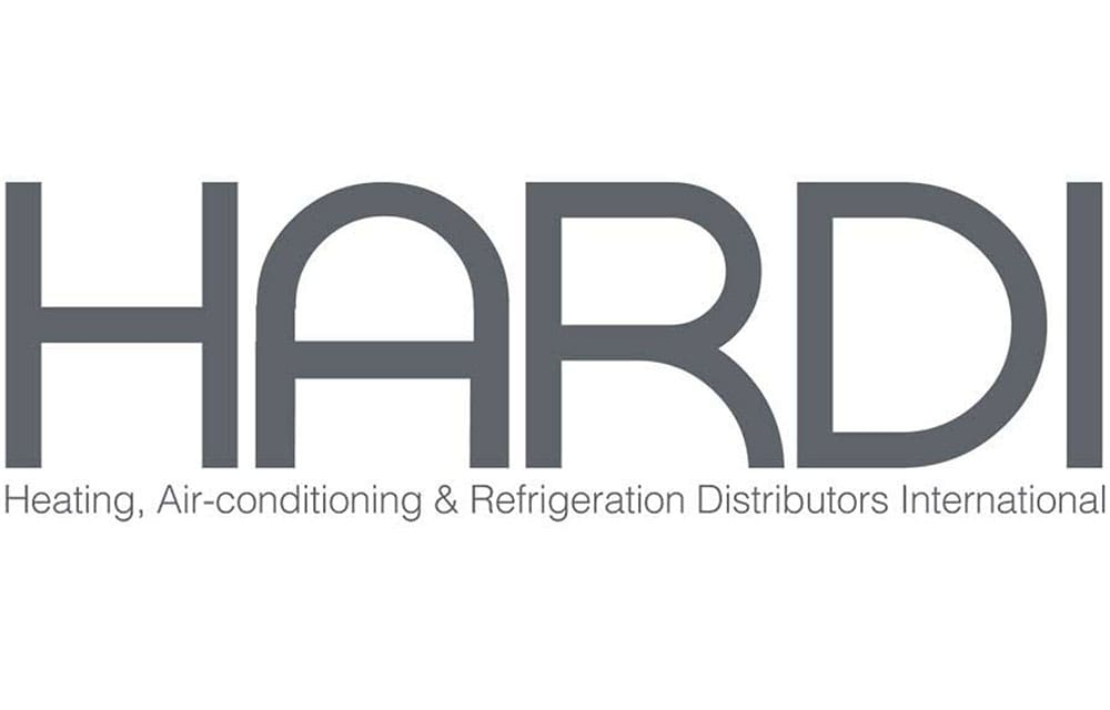 Affiliate Logo HARDI Heating Air-conditioning & Refrigeration Distribution International