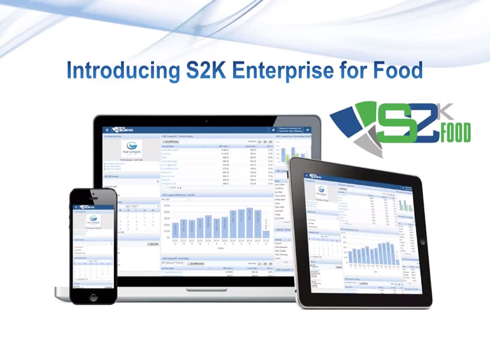 Introducing S2K Enterprise Food