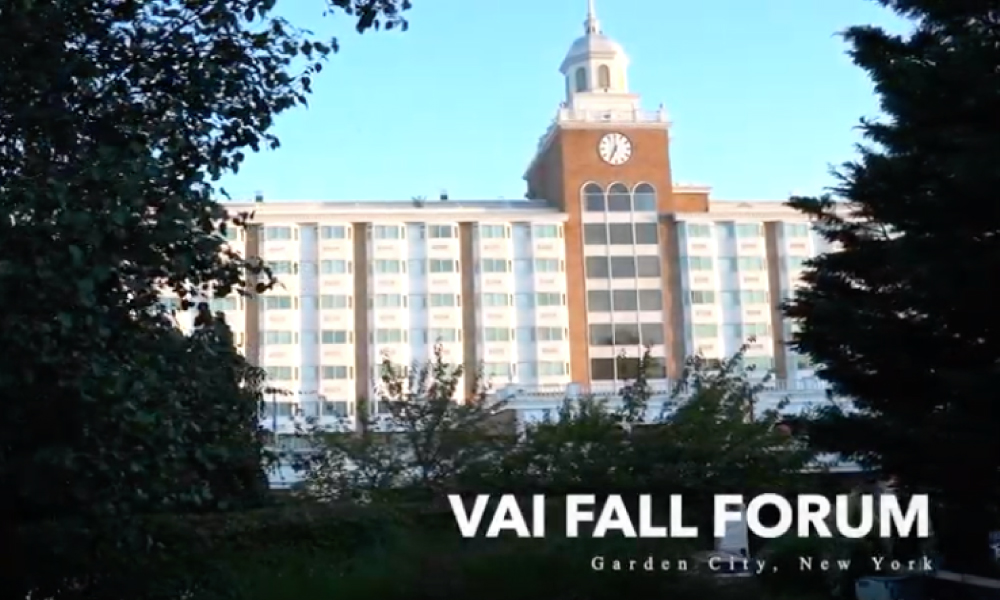 VAI Fall Forum 2019