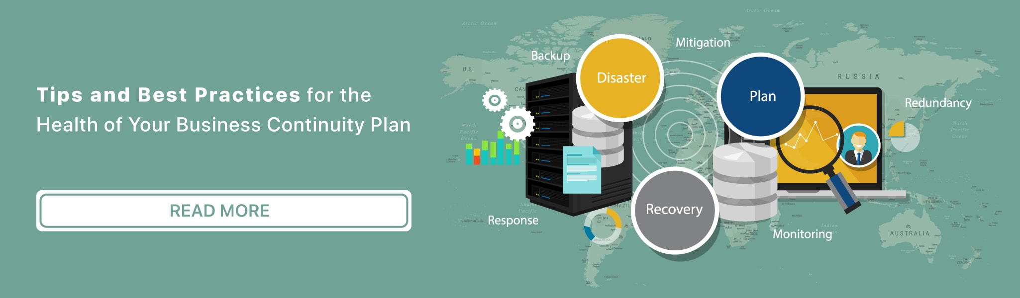 Now is the Time to Update Your Business Contingency Plan for Business Continuity