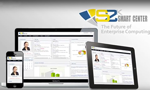S2K Smart Center The future of Enterprise computing