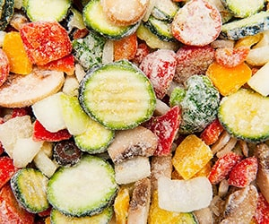 Frozen Food | Frozen Vegetables