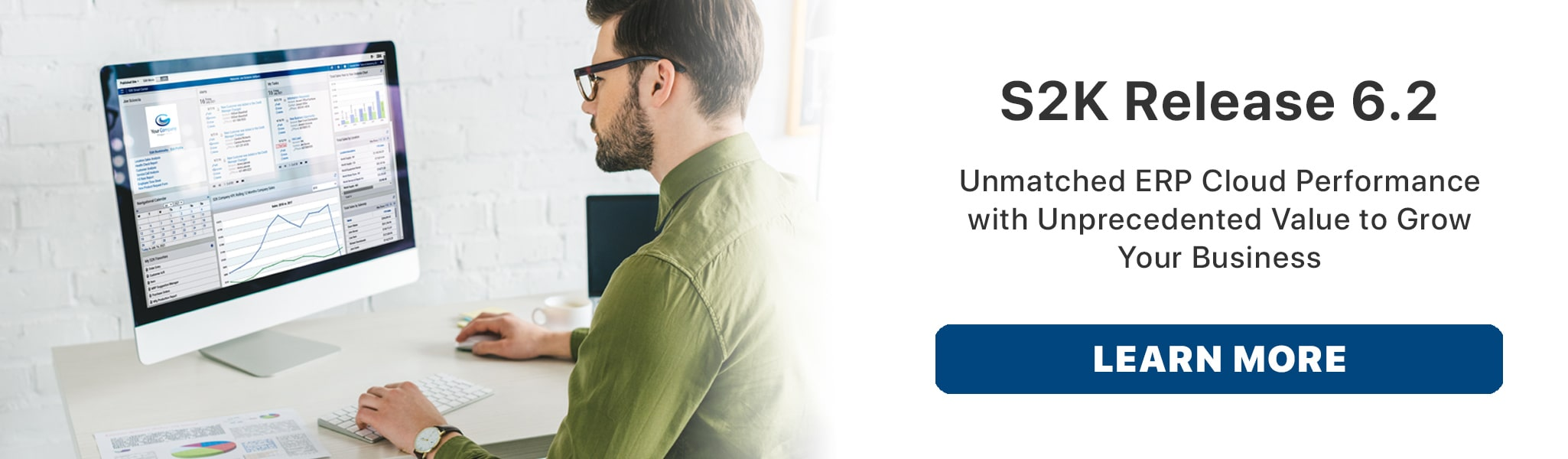 Release 6.2 | Next Generation ERP Solutions for Your Business