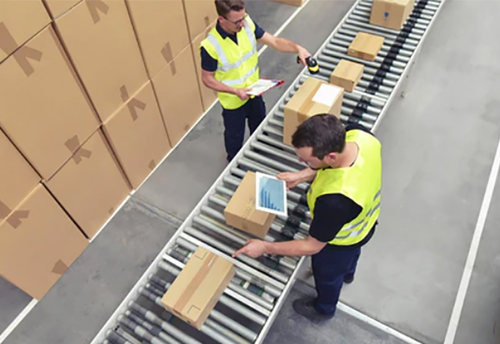 Streamlined warehouse operations
