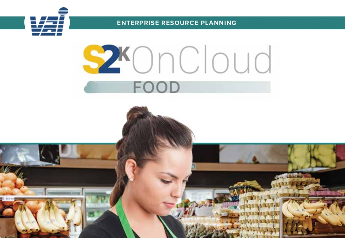 S2K Enterprise for Food Brochure