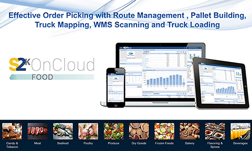 Introducing S2K Enterprise for Food