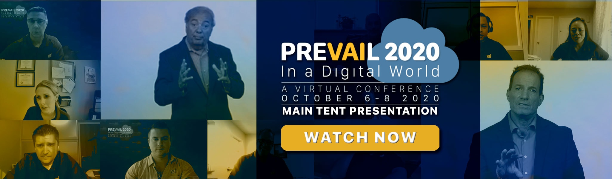 Prevail 2020 In A Digital World | A Virtual Conference | October 6-8