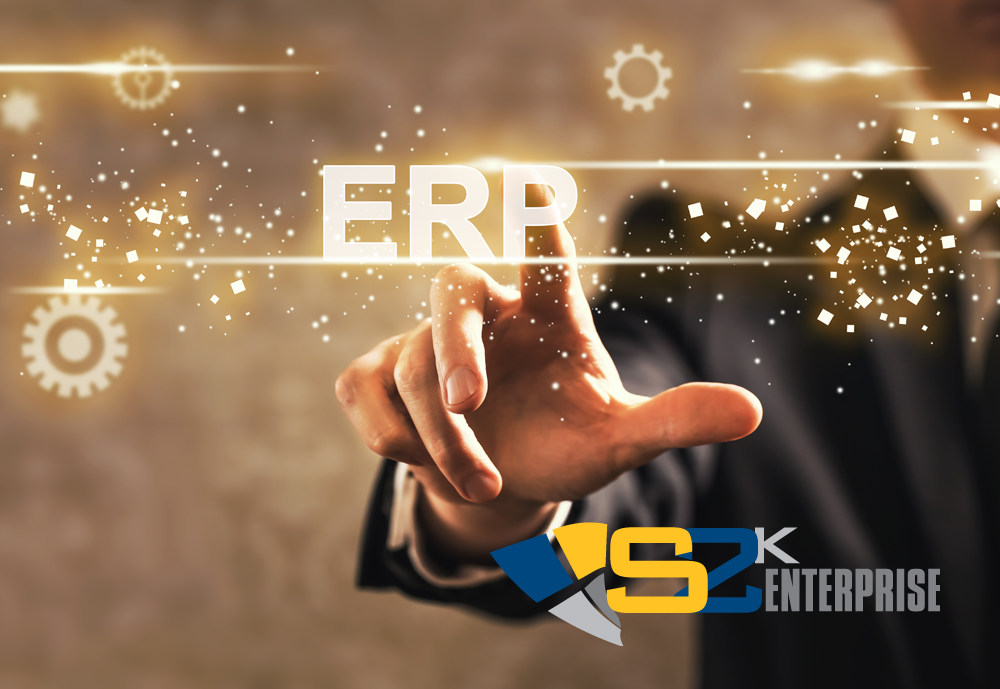 S2K Enterprise ERP Software for IBM Systems